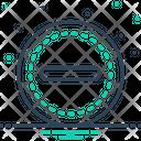 Negative Negatory Unassertive Icon