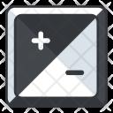 Negative Exposure Icon