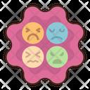 Negative Emotion Negative Emotion Icon