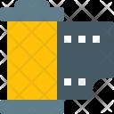 Negative Film Reel Icon