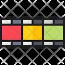 Negative Film Icon