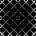 Negative Ion Ion Physics Icon