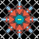 Negative Ion Icon