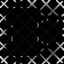 Negative Reel Icon
