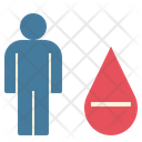Safe Blood Normal Icon