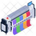 Negijet Konica Flex Printing Machine Flex Machine Flex Printing Machine Icon