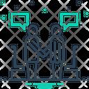 Negotiate Icon