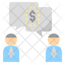 Negotiation Business Trade Icon