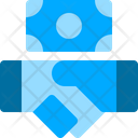 Negotiation Deal Shake Icon