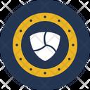 Nem Alternative Currency Cryptocurrency Icon