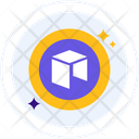 Neo Crypto Currency Icon