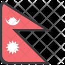 Nepal Nepali Asian Icon