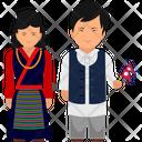 Nepali Outfit Nepali Clothing Nepali Dress Icon