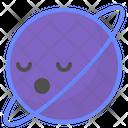 Neptune Neptune Planet Planet Icon