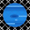 Neptune Planet Icon
