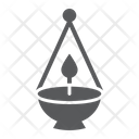 Ner Tamid Light Icon