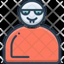 Nerd Personalize Emoji Icon