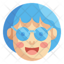 Nerd Emoji Emoticons Icon