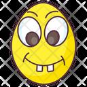 Edible Nerd Egg Egg Shell Icon