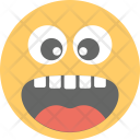 Face Nerd Laughing Icon