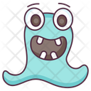 Nerd Monster Icon