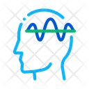 Nervous System Head Icon