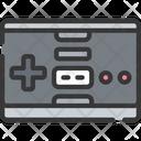 Nes Controller Console Icon