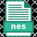 Nes File Format Icon