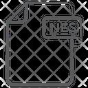 Nes File Document File Icon