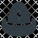 Nest Money Wealth Icon