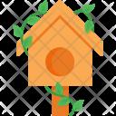 Nest Box Bird Icon