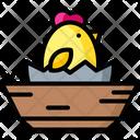 Nestling Nature Basket Icon
