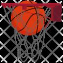 Basket Net Ball Icon
