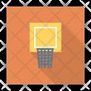 Net Basketball Game Icon