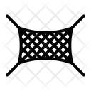 Net Mesh Fall Icon