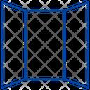 Cricket Net Practice Place Icon