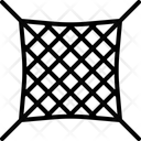 Net Grid Mesh Icon