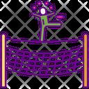 Net Juggler Ma Juggling Icon