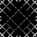 Net Mesh Netting Icon