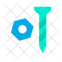 Net And Bolt Icon