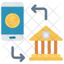 Payment Transfer Bank Icon