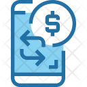 Mobile Banking Net Icon
