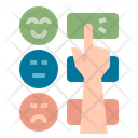Netpromoterscore Feedback Score Icon