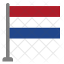 Flag Country Netherland Icon