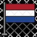 Netherland Country Flag Flag Icon