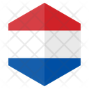 Netherlands Country Flag Icon