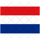 Flag Country Netherlands Icon