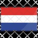 Netherlands International Nation Icon