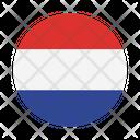 Netherlands International Global Icon