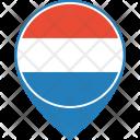 Netherlands Flag World Icon